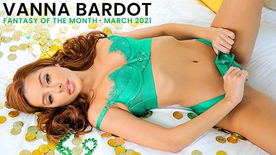 NubileFilms Vanna Bardot March 2021 Fantasy Of The Month 03 01 2021