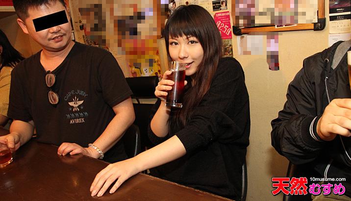 10Musume 061011_01 Izakaya Nampa Izil As Much As You Like Norinori Girl