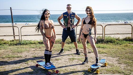 ToughLoveX Vanessa Vega Payton Preslee Slut Challenge 08 28 2020