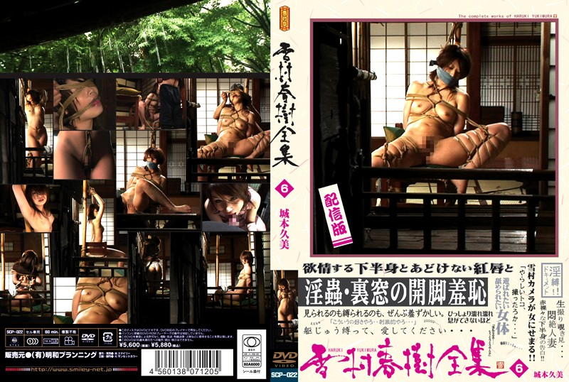Haruki Yukimura Complete Works 6 Kumi Shiromoto