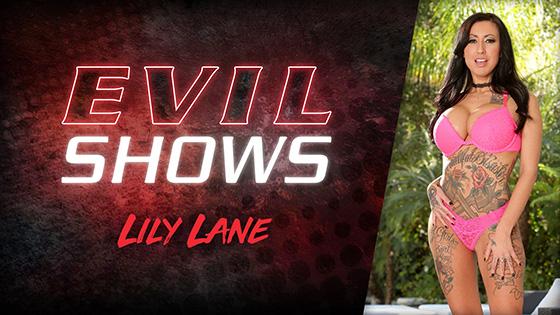 EvilAngel Lily Lane Evil Shows 11 01 2020