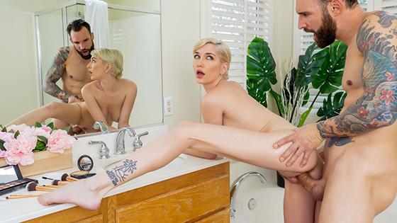 RKPrime Skye Blue Pervert In The Bathroom 02 26 2021