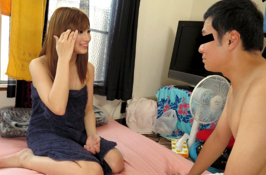 IPZ-016 Uncensored Call Girl SEX - Erika Shibasaki Will Arrive At Your Door
