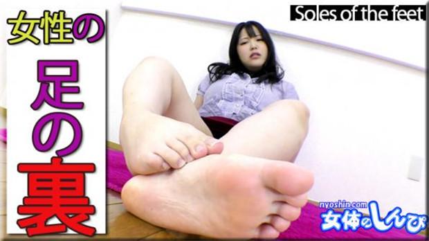 Nyoshin n2110 Female Body Shinpi Mayu Sole Of Female Foot B 100 W 73 H 88